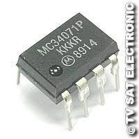 Мимкросхема MC34071P
