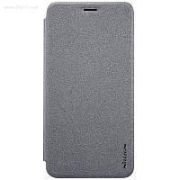 Чехол Nillkin Sparkle Leather Case для Meizu M6 Dark Grey