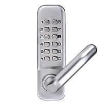 Цифровая безопасность Keyless Door Замок Кнопка Механический Комбинированный код Замок