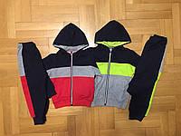 Трикотажный спортивный костюм на мальчика оптом, F&D, 1-5 рр, фото 1