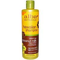 Шампунь для волос (кокос), Alba Botanica, 355 мл.
