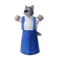 "Кукла-рукавичка ""Волк"" (пластизоль, ткань)"