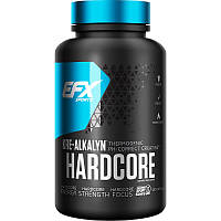 Креалкалин Hardcore, Kre-Alkalyn, All American EFX, 120 капсул