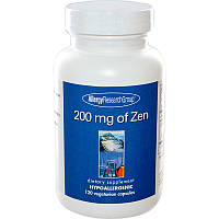ГАМК  200 мг (200 mg of Zen), Allergy Research Group, 120 кап.