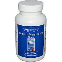 Кальций и магний, Allergy Research Group, 100 кап.