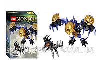 Конструктор Bionicle Бионикл Тотемное животное Земли Терак 74дет