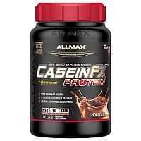 ALLMAX Nutrition, CaseinFX, 100%-ный казеиновый мицеллярный протеин, шоколад, 2 фунта (907 г)