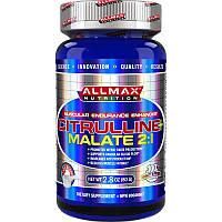 Allmax Nutrition, 100 чистая цитруллина малат максимальная эффективность впитывание, 2000 мг, 2,8 унц. (80 г)