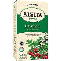 Alvita Teas, Hawthorn Berry, Organic, 24 Tea Bags