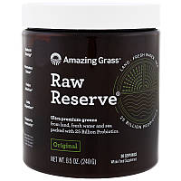 Amazing Grass, Green Superfood, Raw Reserve, 8.5 oz (240 g), фото 1