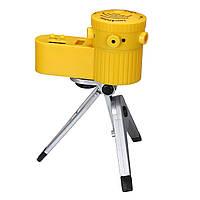 Уровень духа Лазер Измеритель уровня Инструмент Горизонтальная вертикальная линия с Штатив - 1TopShop