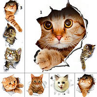 Интерьерная наклейка , Кошка