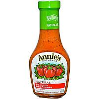 Annie's Naturals, Соус с натуральным жареным красным перцем 8 жидких унции (236 мл)