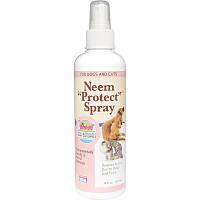 Ним защита,спрей для собак и кошек, Ark Naturals, 237 мл.