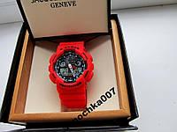 Яркие спортивные часы Casio G Shock в наличии, купить недорого, фото 1