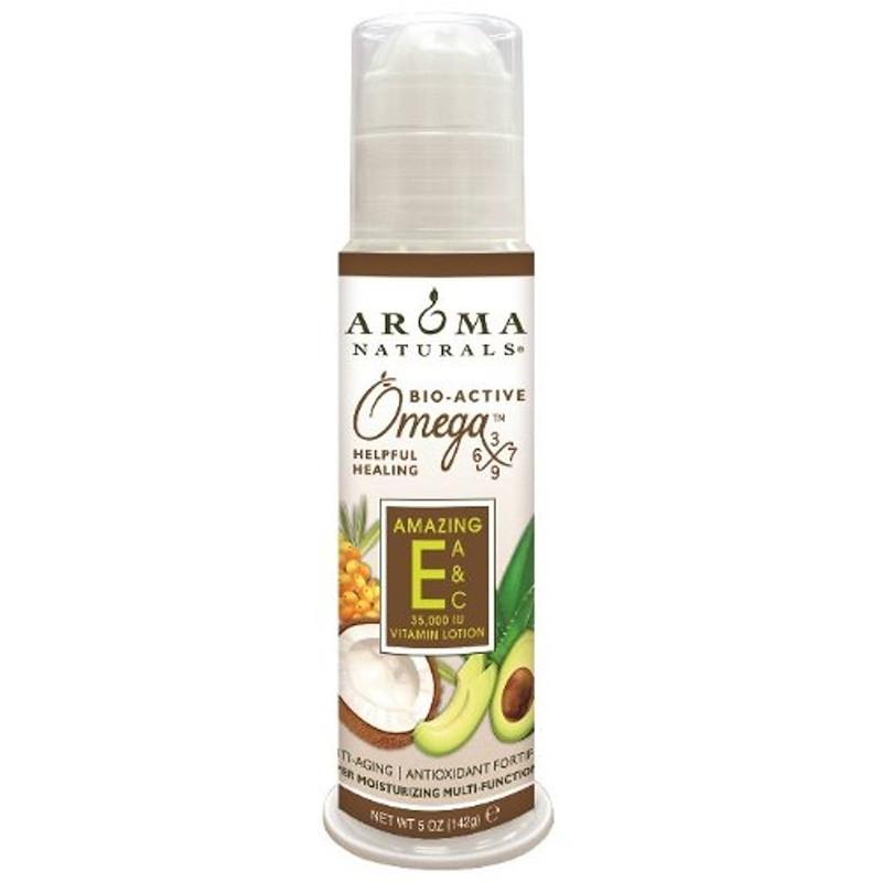Лосьон с витамином E, Aroma Naturals, (142 г)