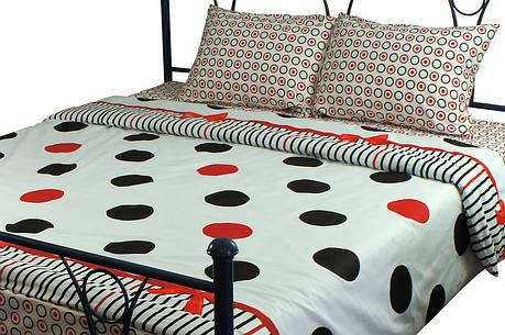 Комплект постельного белья Руно двуспальный комби сатин арт.655.137А_S32-1(A+B), фото 2