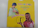 Іграшка-антистрес 3D Flow Magic Ring, Торофлакс, Toroflux, кінетична іграшка для дітей та дорослих, фото 5