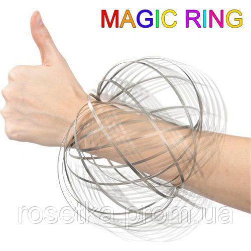 Кинетические кольца 3D Flow Magic Ring