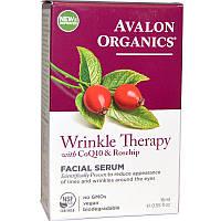 Сыворотка от морщин, Avalon Organics, CoQ10 Repair, (16 мл)