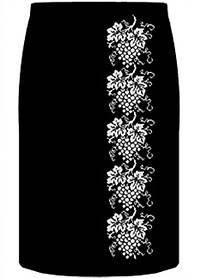 Заготовка для вышивки юбки СПЖ-005