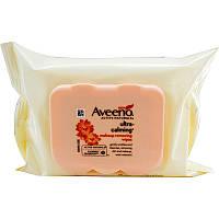 Салфетки для снятия макияжа, Aveeno,25 шт