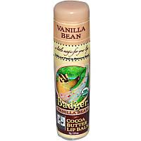 Бальзам для губ (ваниль), Badger Company, 7 г