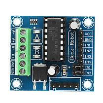 10Pcs MINI L293D Arduino Мотор Приводная плата расширения Mini L293D Мотор Приводной модуль 1TopShop, фото 3