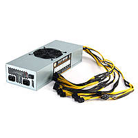 2600W 110-220V Miner Mining Power Supply Miner Mining Rig Machine