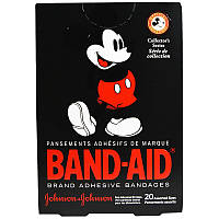 Band Aid, Brand Adhesive Bandages, Disney Mickey Mouse, 20 Assorted Sizes
