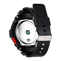 NO.1F60.96inchOLEDДисплей50Days USE Сердце Оценка Монитор 50 метров Водонепроницаемы Sport Smart Watch - 1TopShop, фото 2