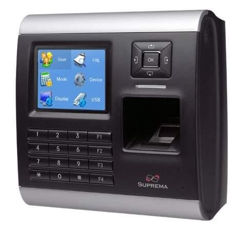 Биометрический терминал контроля доступа и учета рабочего времени BioStation