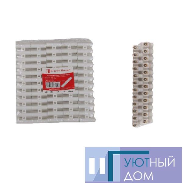 Клеммная колодка 20A 14mm² Полипропилен