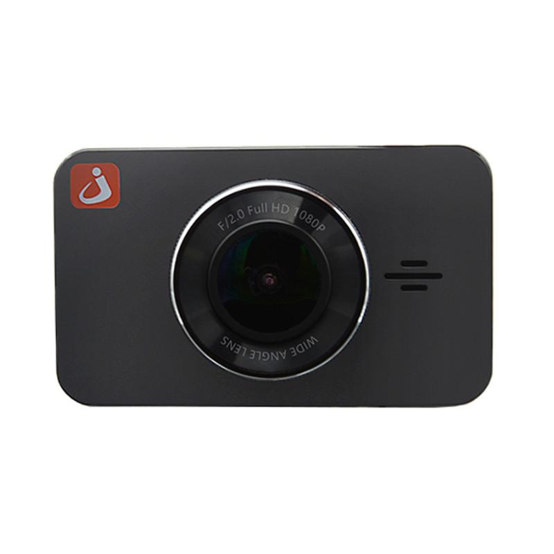 JunsunH9PADASАвтоВидеорегистраторкамера Полный HD 1296P Двойной Объектив 3 дюймов Dash Video Recorder 1TopShop