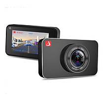 JunsunH9PADASАвтоВидеорегистраторкамера Полный HD 1296P Двойной Объектив 3 дюймов Dash Video Recorder 1TopShop, фото 3