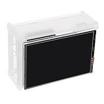 3,5 дюйма TFT LCD Сенсорный экран + Защитный Чехол + Радиатор + Сенсорная Ручка Набор Для Raspberry Pi 3/2/Модель 1TopShop, фото 2
