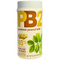 Арахисовое масло (пудра), Peanut Butter, Bell Plantation, 184 г