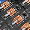 BAIHERE 12Pcs 502 Super Glue Мгновенный сильный клей Общая обувь Кожа Резина Ремонт 3 г в - 1TopShop, фото 4