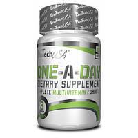 Витаминно-минеральный комплекс BioTech One a Day (100 таб)