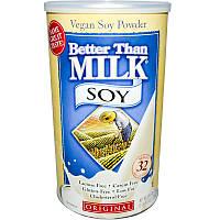 Better Than Milk, Веганский соевый порошок, первоначальный вкус, 25.9 унций (736 г)