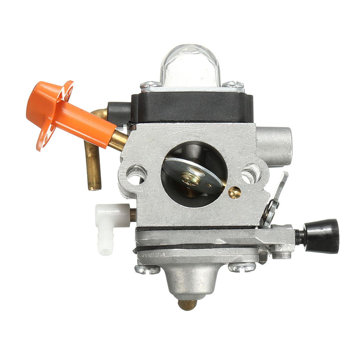 Карбюраторы Воздушный фильтр Топливные прокладки для Stihl FS87 FS90 FS110 FS130 KM130 String Триммер 41801200610 1TopShop