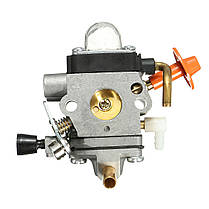 Карбюраторы Воздушный фильтр Топливные прокладки для Stihl FS87 FS90 FS110 FS130 KM130 String Триммер 41801200610 1TopShop, фото 3