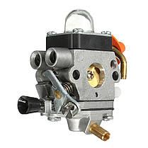 Карбюраторы Воздушный фильтр Топливные прокладки для Stihl FS87 FS90 FS110 FS130 KM130 String Триммер 41801200610 1TopShop, фото 2
