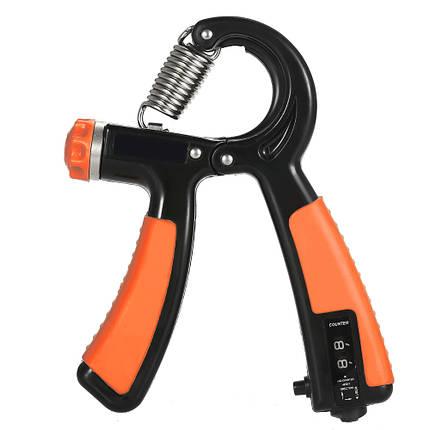 Raitool 10-40KG Регулируемая рукоятка Усилитель Тяжелый ручной тренажер для захвата захвата 1TopShop, фото 2