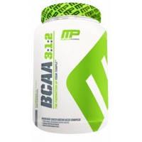 BCAA аминокислоты MusclePharm BCAA 3:1:2 (240 капс)