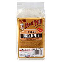 Зерновой хлеб 10 (смесь), Bob's Red Mill, 538 г