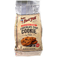 Смесь для шоколадного печенья, Bob's Red Mill, 623 г