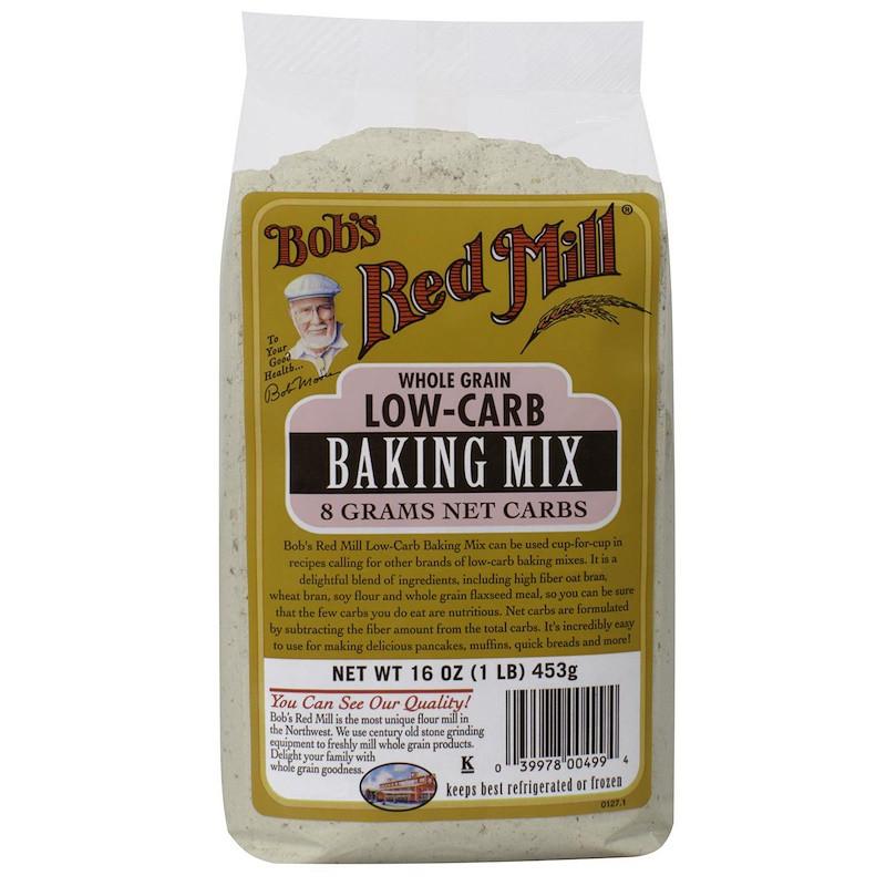 Мука для выпечки (микс), Bob's Red Mill, 453 г