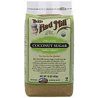 Кокосовый сахар, Coconut Sugar, Bob's Red Mill, 453 г