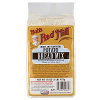 Картофельный хлеб (микс), Bob's Red Mill, 453 г